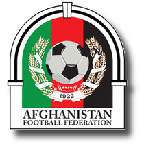 サッカーアフガニスタン女子代表エンブレム