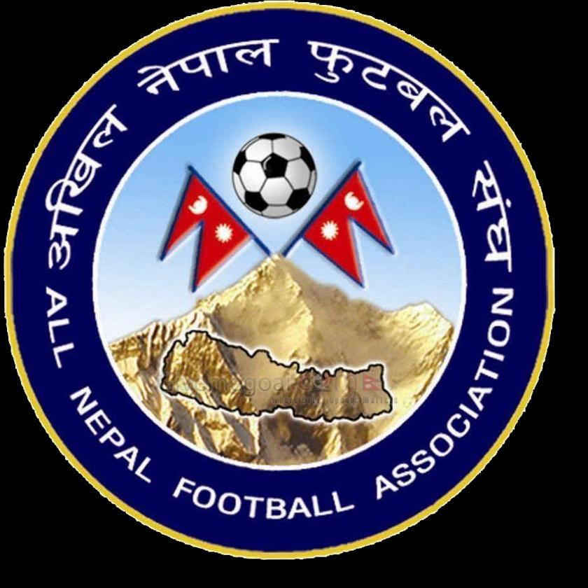 サッカーネパール女子代表エンブレム