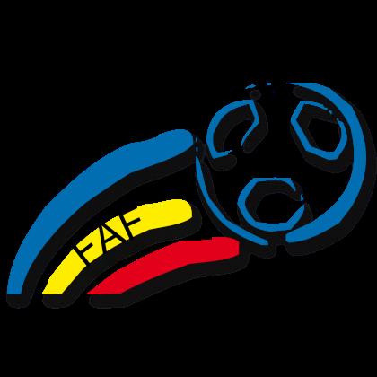 サッカーアンドラ女子代表エンブレム