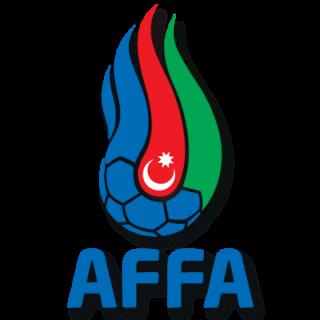 サッカーアゼルバイジャン女子代表エンブレム