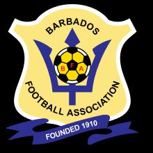 サッカーバルバドス女子代表エンブレム