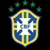 サッカーブラジル女子代表エンブレム