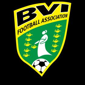 サッカーイギリス領ヴァージン諸島女子代表エンブレム