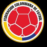 サッカーコロンビア女子代表エンブレム