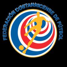サッカーコスタリカ女子代表エンブレム