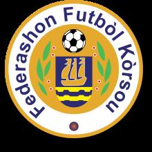 サッカーキュラソー女子代表エンブレム