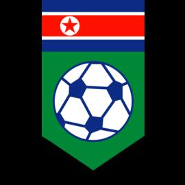 サッカー北朝鮮女子代表エンブレム