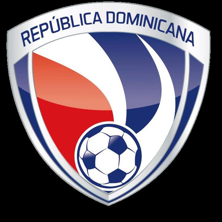 サッカードミニカ共和国女子代表エンブレム