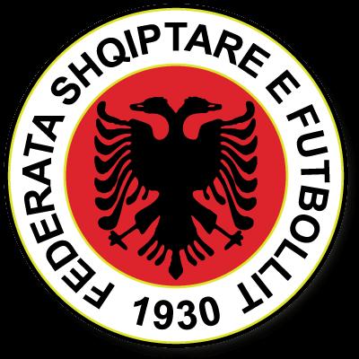 サッカーアルバニア女子代表エンブレム