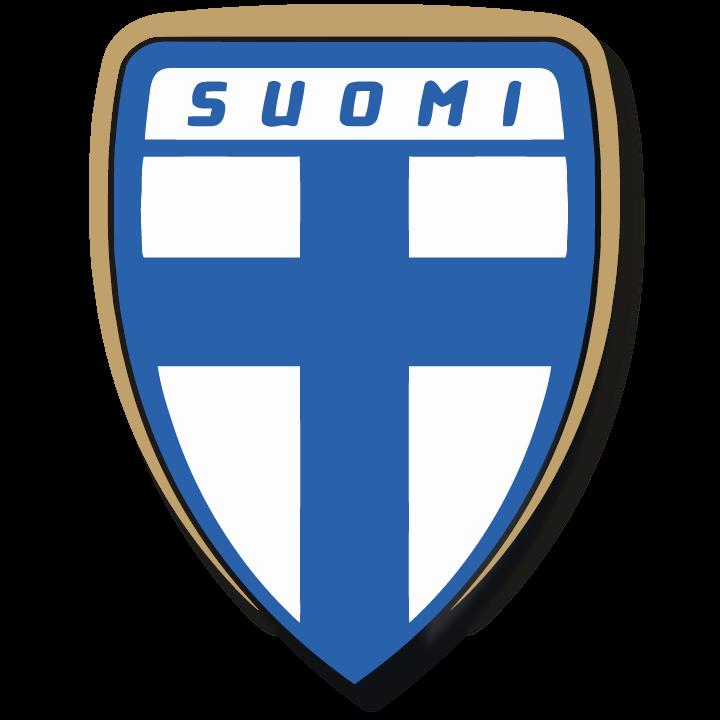 サッカーフィンランド女子代表エンブレム