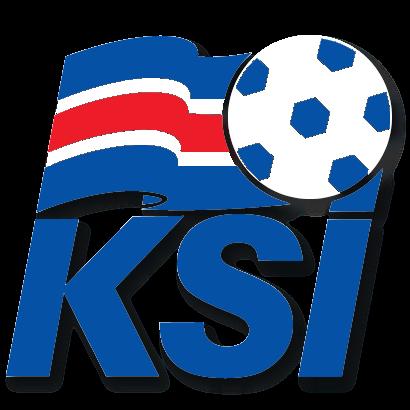 サッカーアイスランド女子代表エンブレム