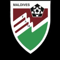 サッカーモルディブ女子代表エンブレム