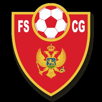 サッカーモンテネグロ女子代表エンブレム