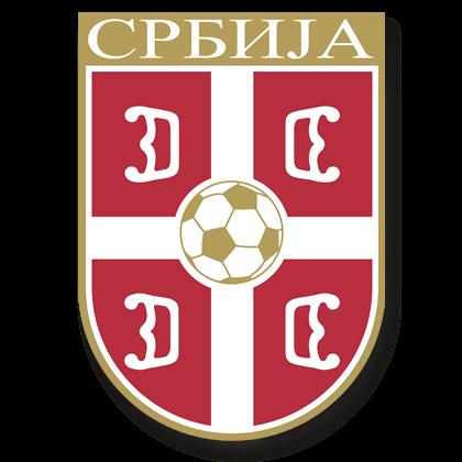 サッカーセルビア女子代表エンブレム