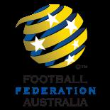 サッカーオーストラリア女子代表エンブレム