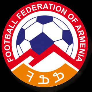 サッカーアルメニア女子代表エンブレム