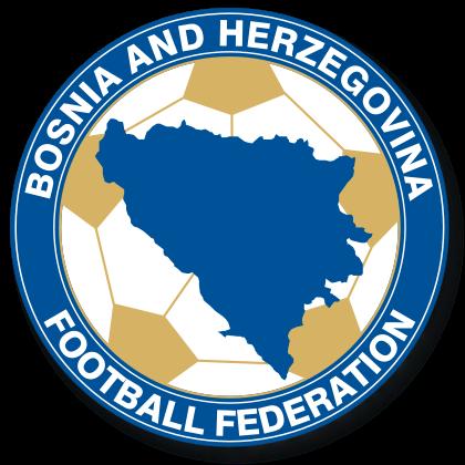 サッカーボスニア・ヘルツェゴビナ女子代表エンブレム