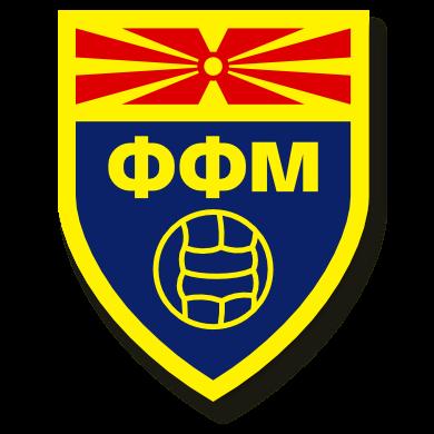 サッカーマケドニア女子代表エンブレム