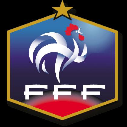 サッカーフランス女子代表エンブレム