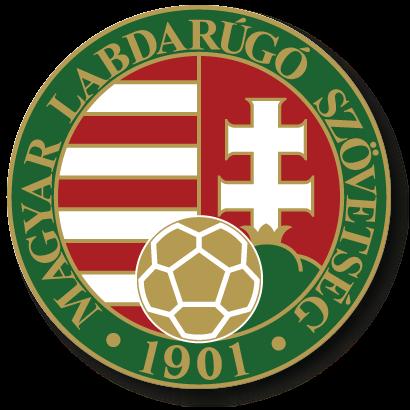 サッカーハンガリー女子代表エンブレム