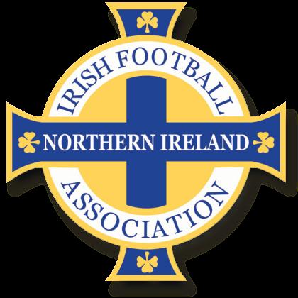 サッカー北アイルランド女子代表エンブレム