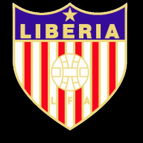 サッカーリベリア女子代表エンブレム
