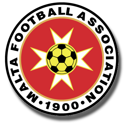 サッカーマルタ女子代表エンブレム