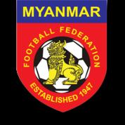 サッカーミャンマー女子代表エンブレム