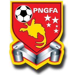 サッカーパプアニューギニア女子代表エンブレム