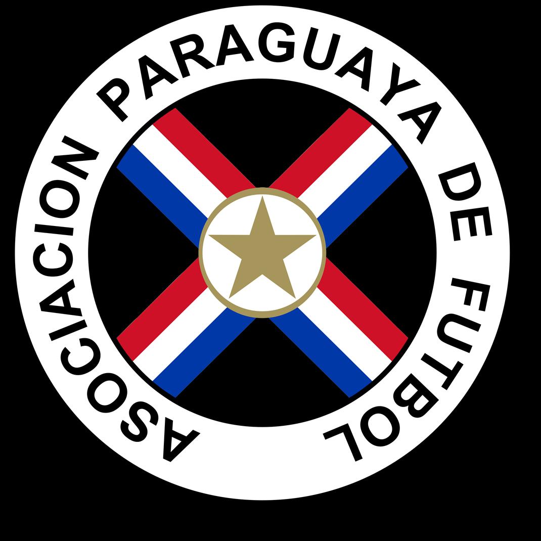 サッカーパラグアイ女子代表エンブレム