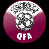サッカーカタール女子代表エンブレム