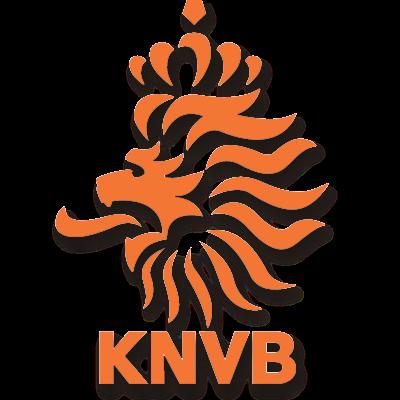 サッカーオランダ女子代表エンブレム