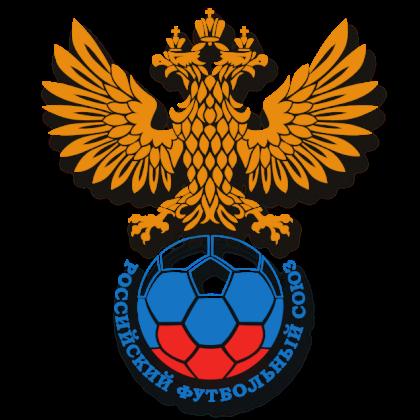 サッカーロシア女子代表エンブレム