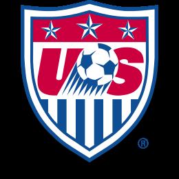 サッカーアメリカ女子代表エンブレム