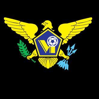 サッカーアメリカ領ヴァージン諸島女子代表エンブレム